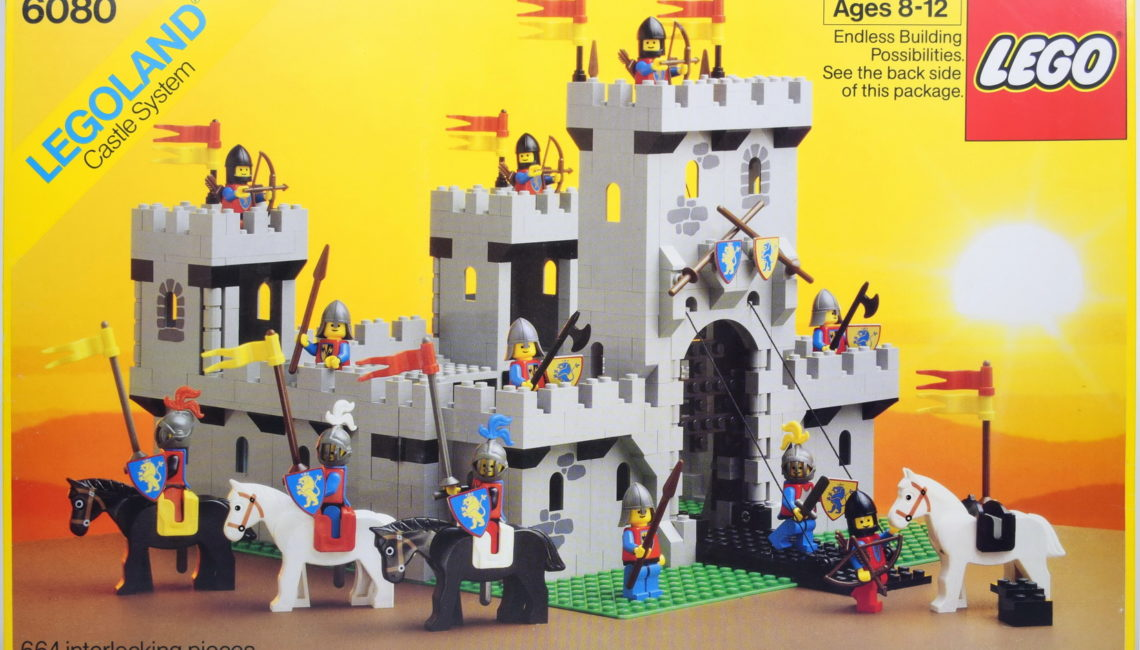 Lego king's castle dvorac