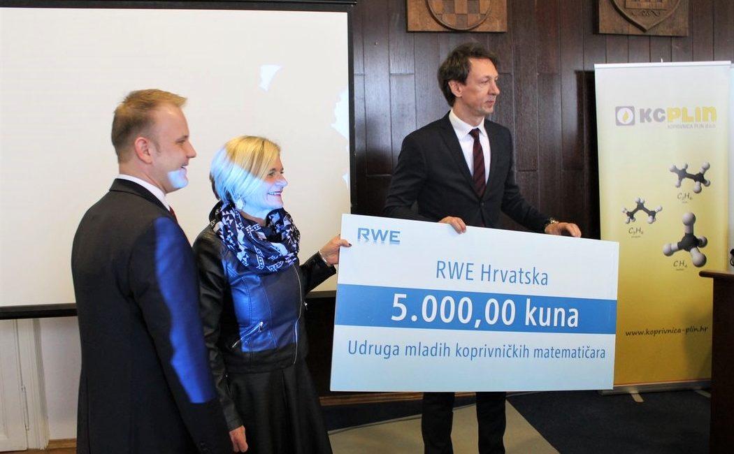 Njemački RWE preuzeo biznis plina u Koprivnici