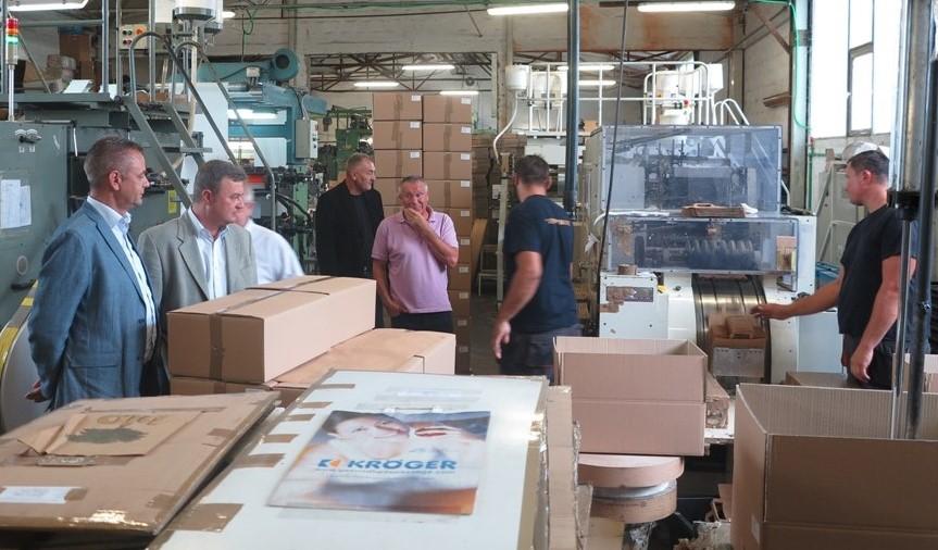 Vemo trade - tvornica za papirnate vrećice u Koprivnici