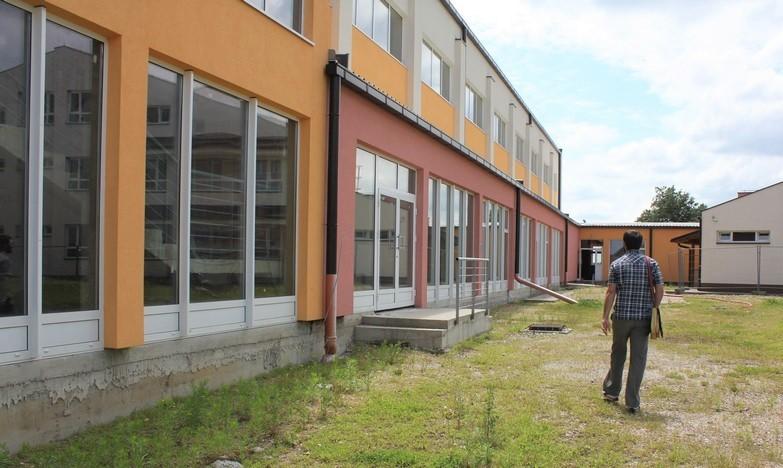 Nikad dovršena sportska dvorana u Kalinovcu kod Đurđevca