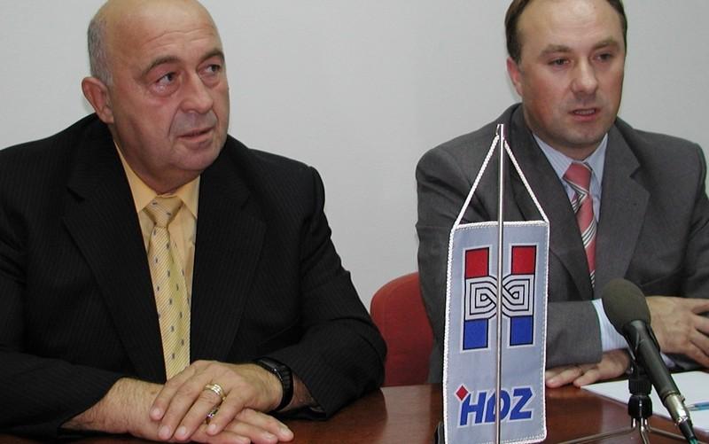 Ivan Katavić i Damir Polančec u HDZ-u