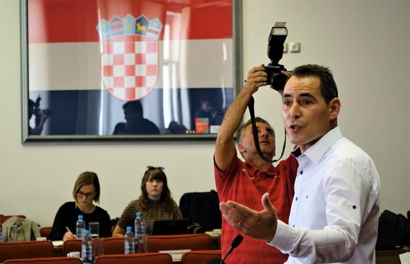 Ivica Suvalj, vijećnik Gradskog vijeća Koprivnice