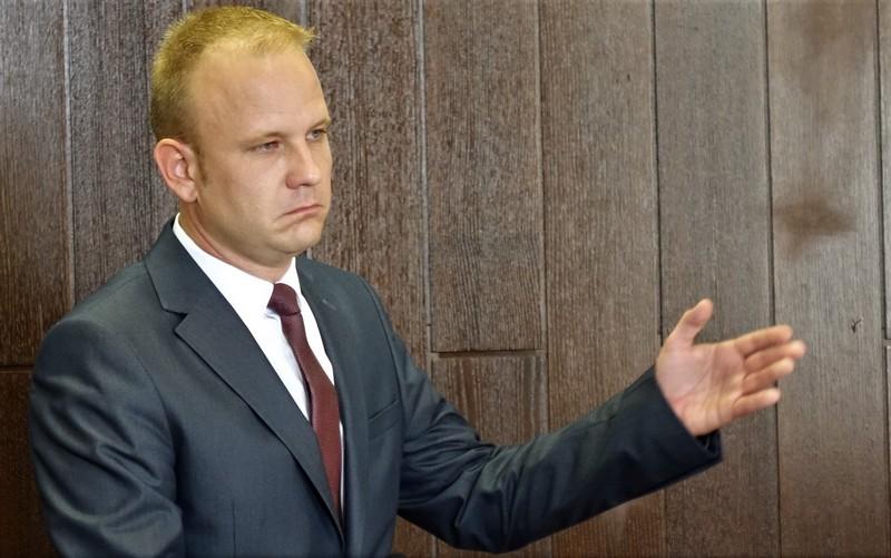 Mišel Jakšić, gradonačelnik Koprivnice