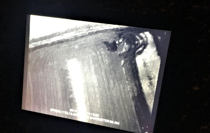 Snimka kamere s bespilotne letjelice otkrila je nestalu osobu