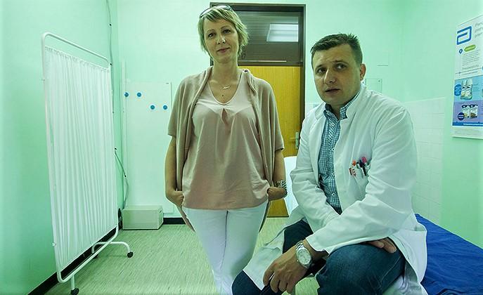 Mirjana Peček, bivša ravnateljica Opće bolnice u Virovitici