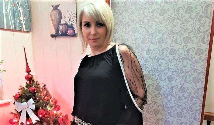 Gabrijela Čičković, vlasnica doma u kojem je izgorjelo šestero štićenika
