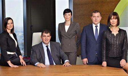 Rusi su potpuno preuzeli Agrokor - na slici uprava PPD-a i šef Pavao Vujnovac