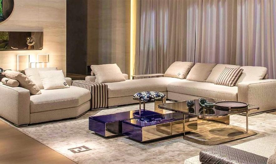 Fendi sofa i garnitura kakve je nabavio Milan Bandić