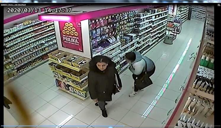 Ženska banda krade parfeme po drogeriji