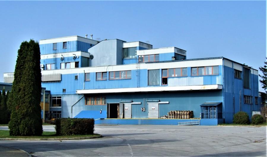 Tvornica kvasca u Koprivnici