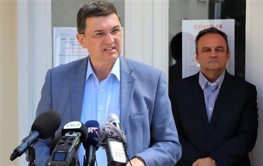 Dr. Mato Devčić, ravnatelj Opća bolnica Koprivnica