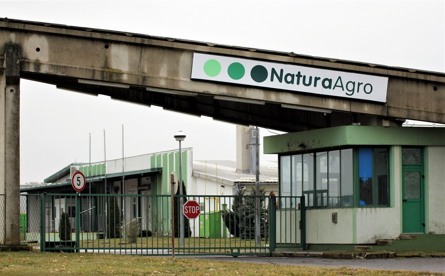 Natura Agro silos kukuruz Osatina grupa