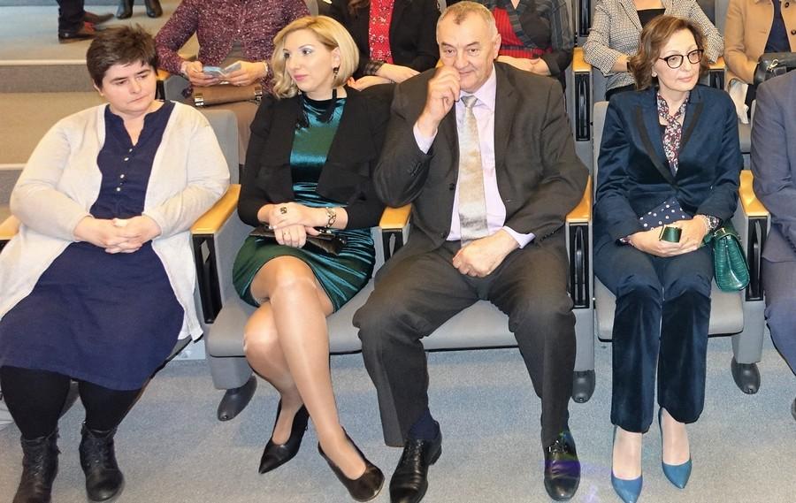Dajana Milodanović i Krunoslav Vitelj, Nadzorni odbor Podravke