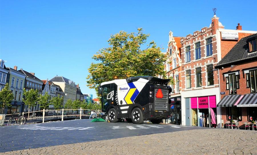 Čistilica Rasco u Nizozemskoj