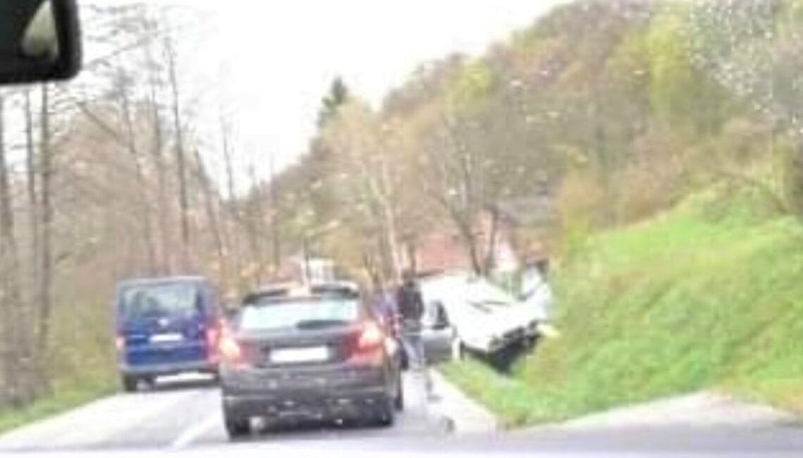 Mladić teško ozlijeđen u prometnoj nesreći u Zagorju