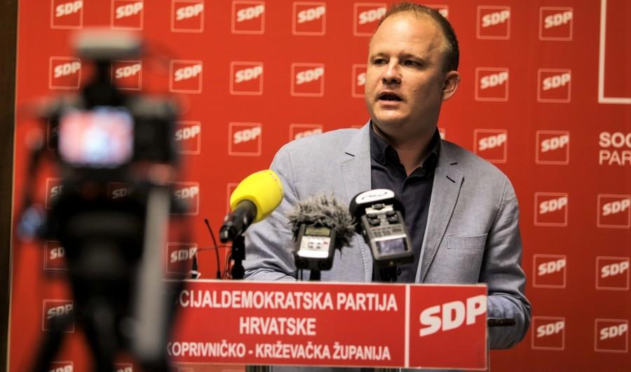 Mišel Jakšić, gradonačelnik Koprivnice, o prodaji Podravke